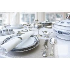 Чем почистить серебро дома