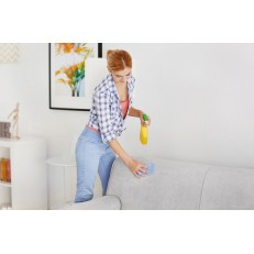 Как почистить диваны в домашних условиях