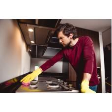 Легкая и быстрая уборка кухни
