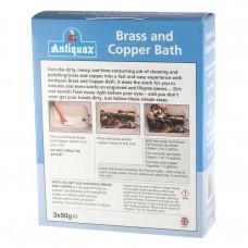 Очиститель для латуни и меди Antiquax Brass and Copper Bath