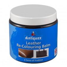 Бальзам для окрашивания кожи Antiquax Leather Re-Colouring Balm Черный