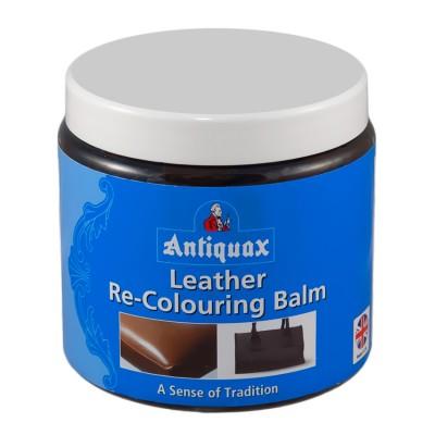 Бальзам для окрашивания кожи Antiquax Leather Re-Colouring Balm Черный - BleskDom приобрести