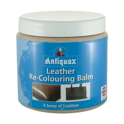 Бальзам для окрашивания кожи Antiquax Leather Re-Colouring Balm Кремовый - BleskDom приобрести