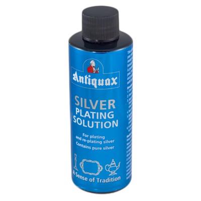 Antiquax Silver Plating Solution для серебрения изделий