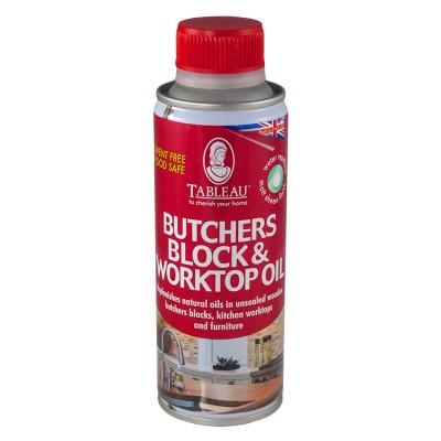 Масло для разделочных досок и столешниц Butchers Block and Worktop Oil