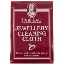 Тканевая салфетка для чистки ювелирных изделий Tableau Jewellery Cleaning Cloth