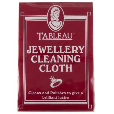 Салфетка для ухода за ювелирными изделиями Jewellery Cleaning Cloth