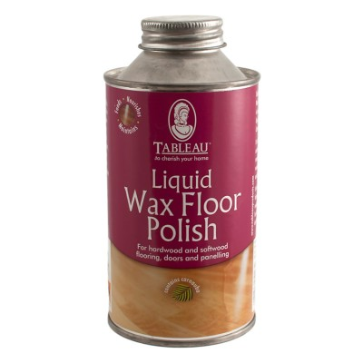 Полирующее средство для пола на основе воска Tableau Liquid Wax Floor Polish - BleskDom приобрести