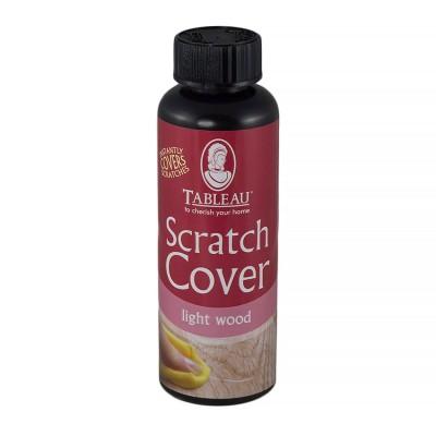 Средство для реставрации царапин на мебели Scratch Cover