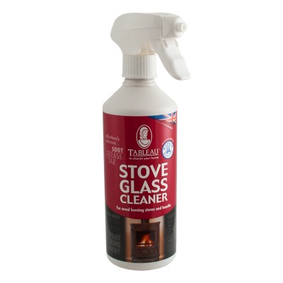 Очиститель каминных стекол Stove Glass Cleaner