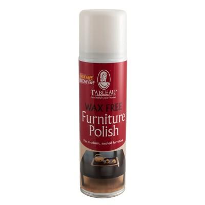 Полироль для мебели от пыли Wax Free Polish