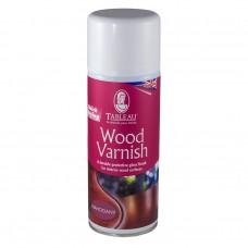 Лак для дерева Tableau Wood Varnish Аэрозоль Красное дерево